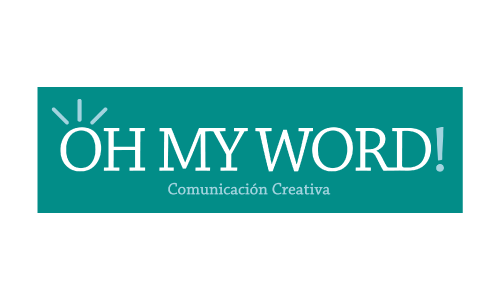 XXVIII Congreso internacional de la Sociedade Galega de Xerontoloxía e Xeriatria - logo patrocinador OH My World
