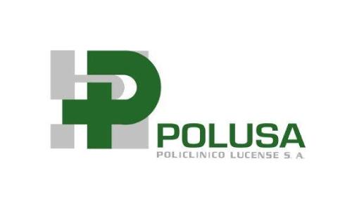 XXVIII Congreso internacional de la Sociedade Galega de Xerontoloxía e Xeriatria - logo patrocinador Polusa